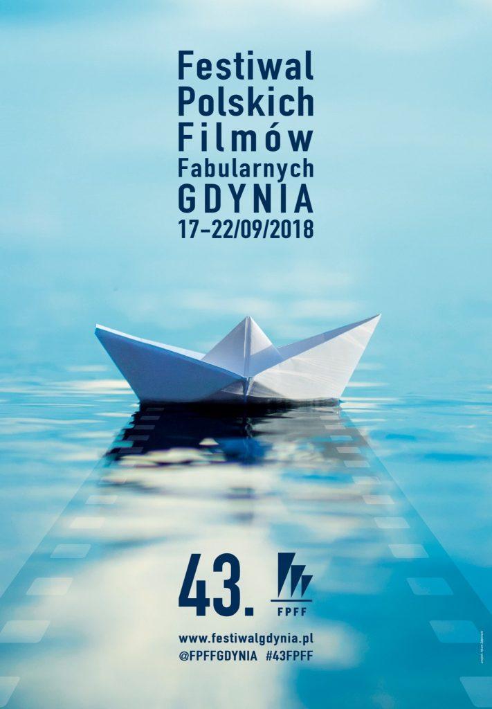 FPFF Gdynia 2018 - plakat